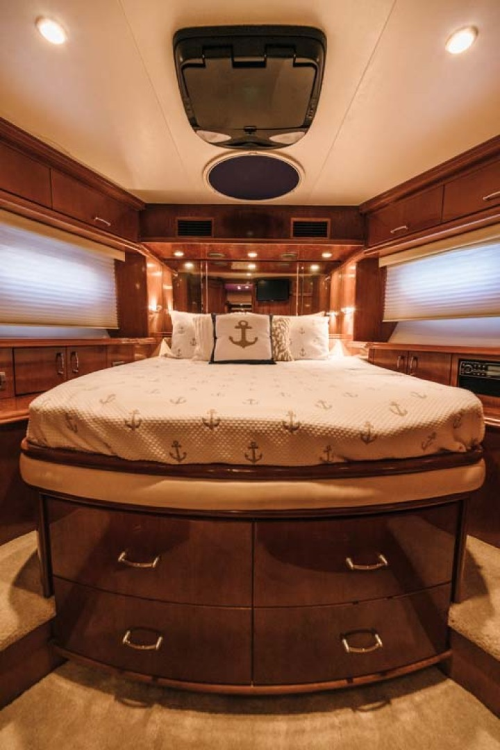 Marquis-Flybridge Motor Yacht 2004-Sandy Island Palm Coast-Florida-United States-VIP Stateroom-1247903 | Thumbnail