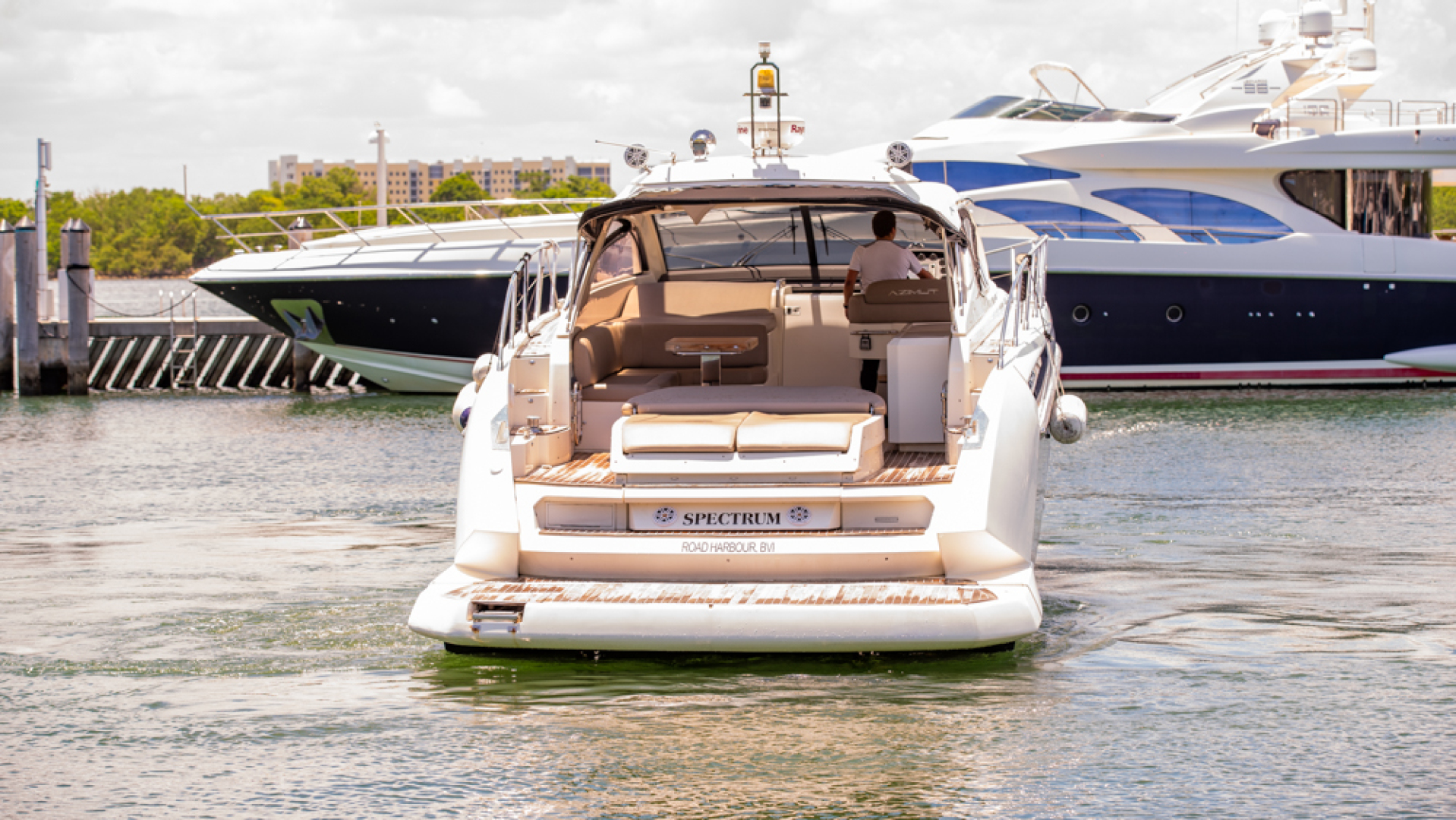 Azimut-Atlantis 48 2013-Spectrum Miami Beach-Florida-United States-1203112 | Thumbnail
