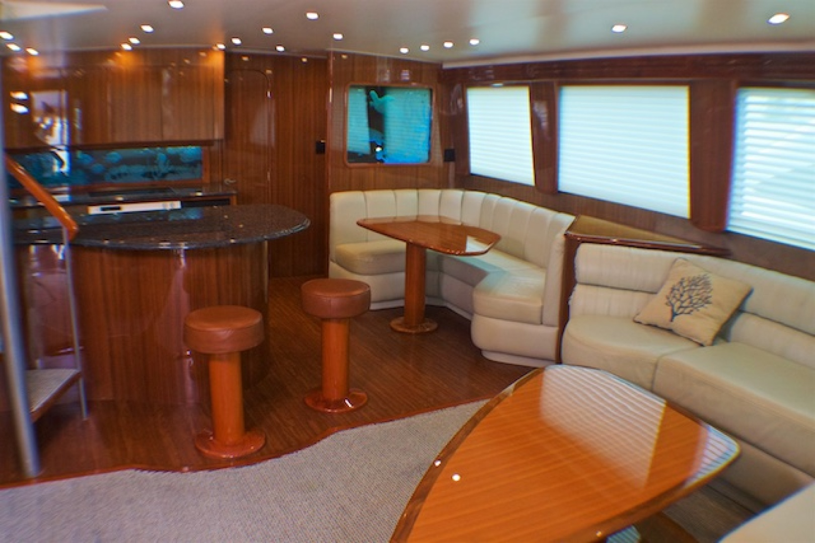 Picture Of: 74' Viking 74 Enclosed Bridge 2005 Yacht For Sale | 2 of 47