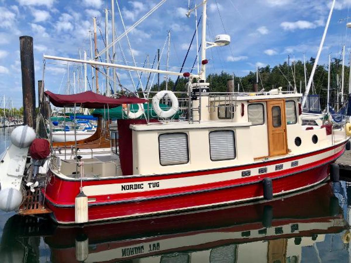 Picture Of: 34' Nordic Tugs 32 1993 Yacht For Sale | 2 of 28