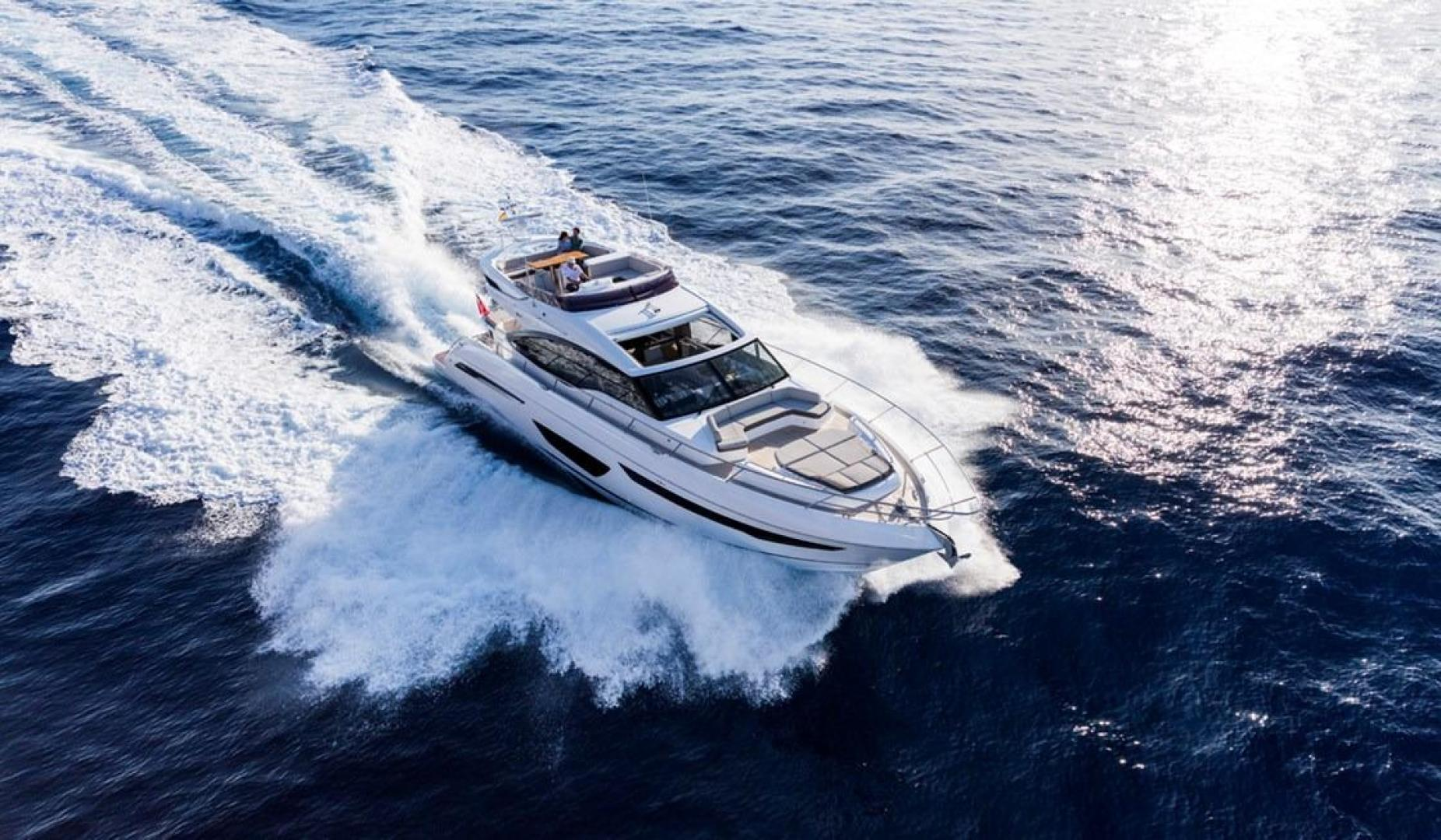 Picture Of: 66' Princess Yachts International S65 2017 Yacht For Sale | 2 of 20