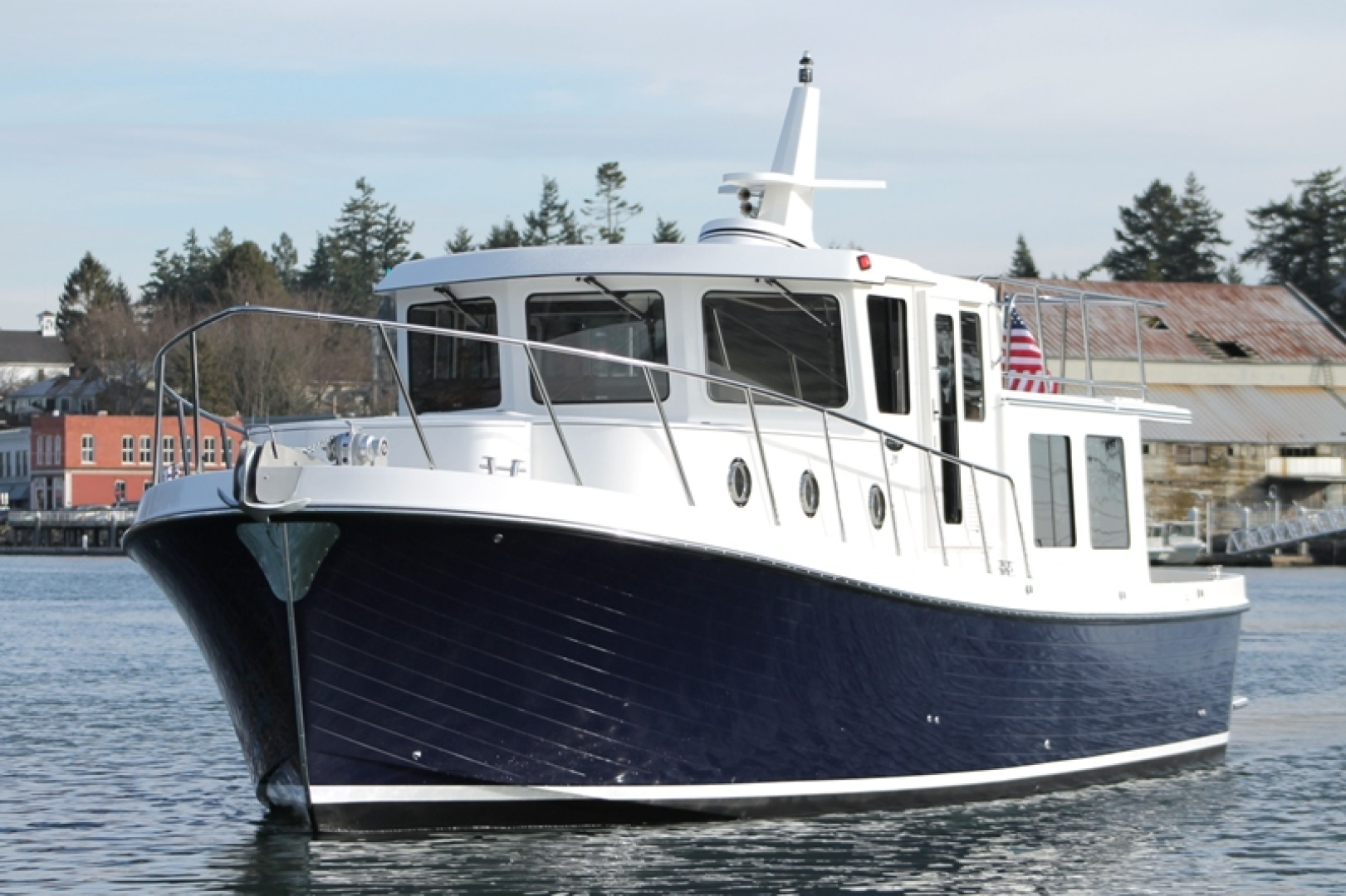 Picture Of: 41' American Tug 395 2020 Yacht For Sale | 1 of 15