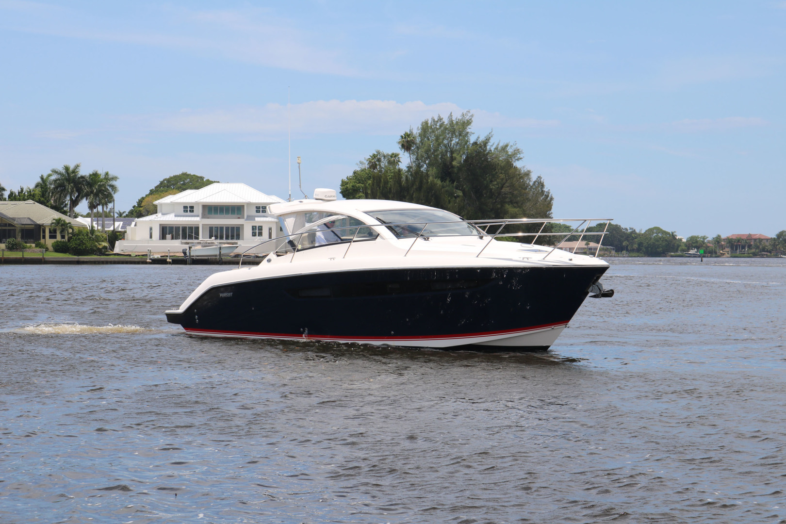 Picture Of: 36' Pursuit 365i SC 2016 Yacht For Sale | 2 of 27
