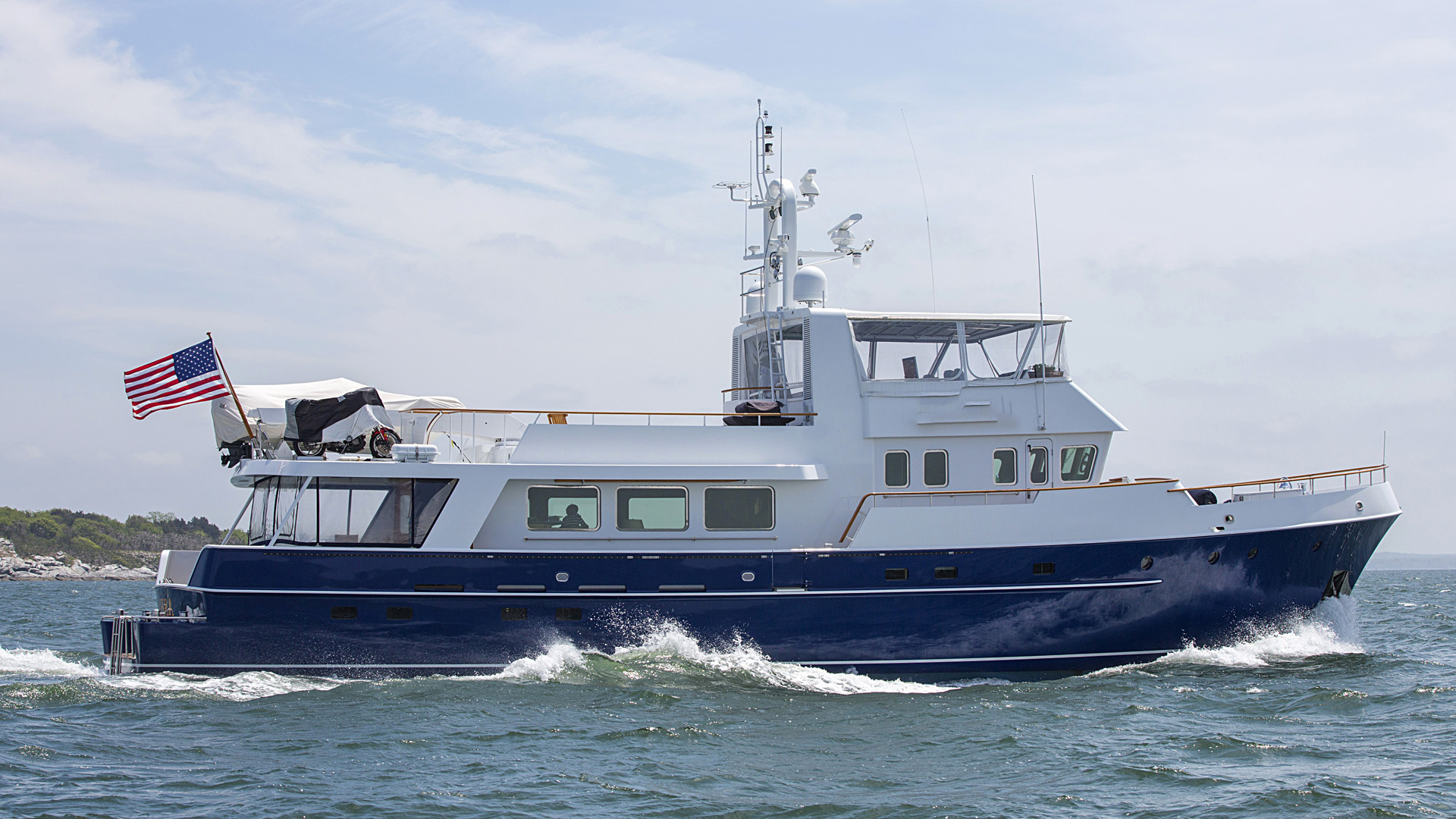 Picture Of: 90' Palmer Johnson 1992 Yacht For Sale | 1 of 25