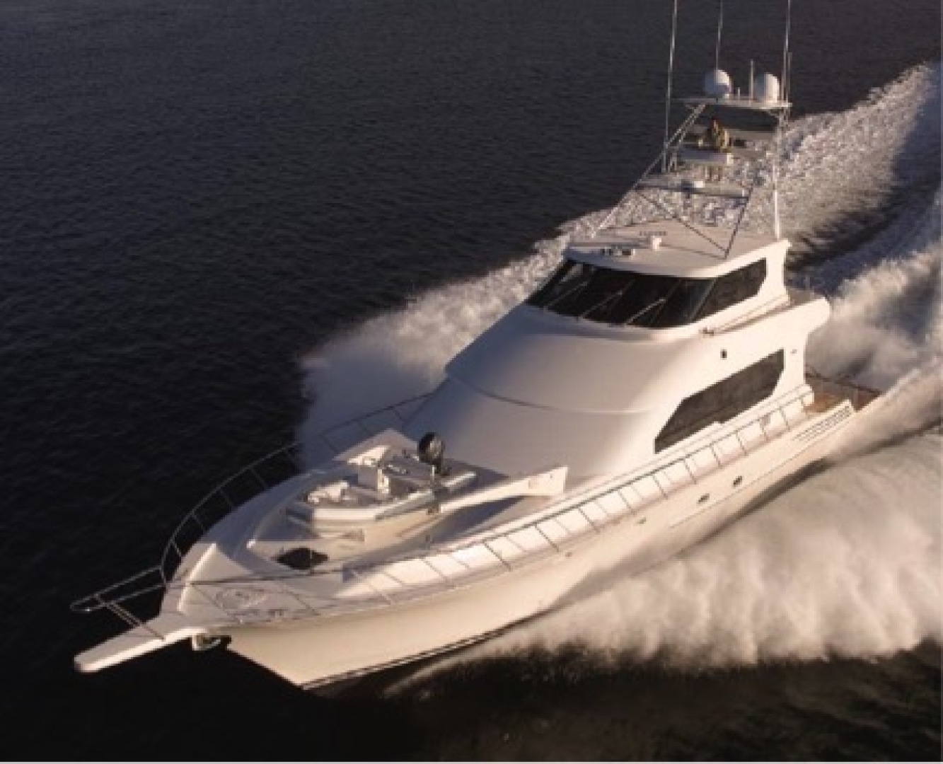 Picture Of: 80' North Star 80 Enclosed 2006 Yacht For Sale | 1 of 25