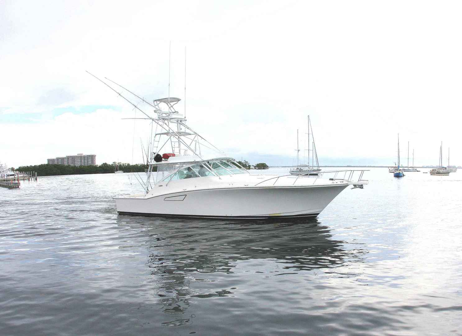 Prime Time is a Cabo 45 Express Yacht For Sale in Coconut Grove--0
