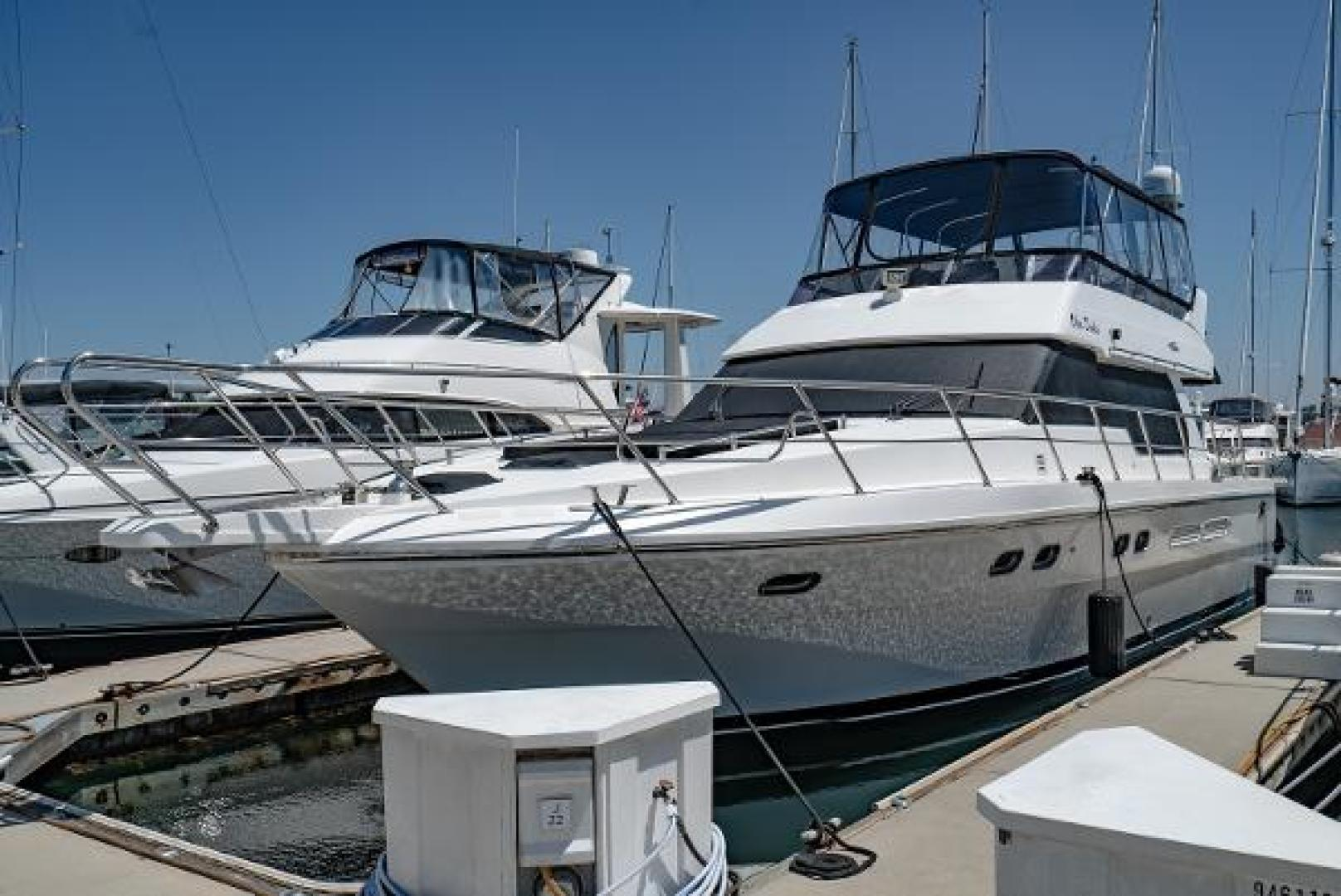 Picture Of: 51' Horizon Sedan Motor Yacht 2001 Yacht For Sale | 2 of 46