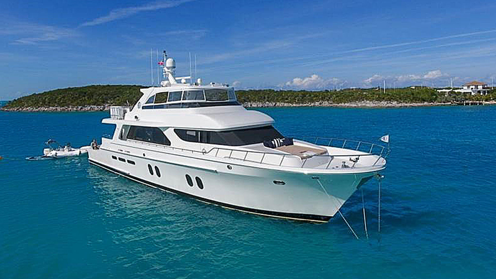Picture Of: 84' Cheoy Lee Bravo 2012 Yacht For Sale | 2 of 40