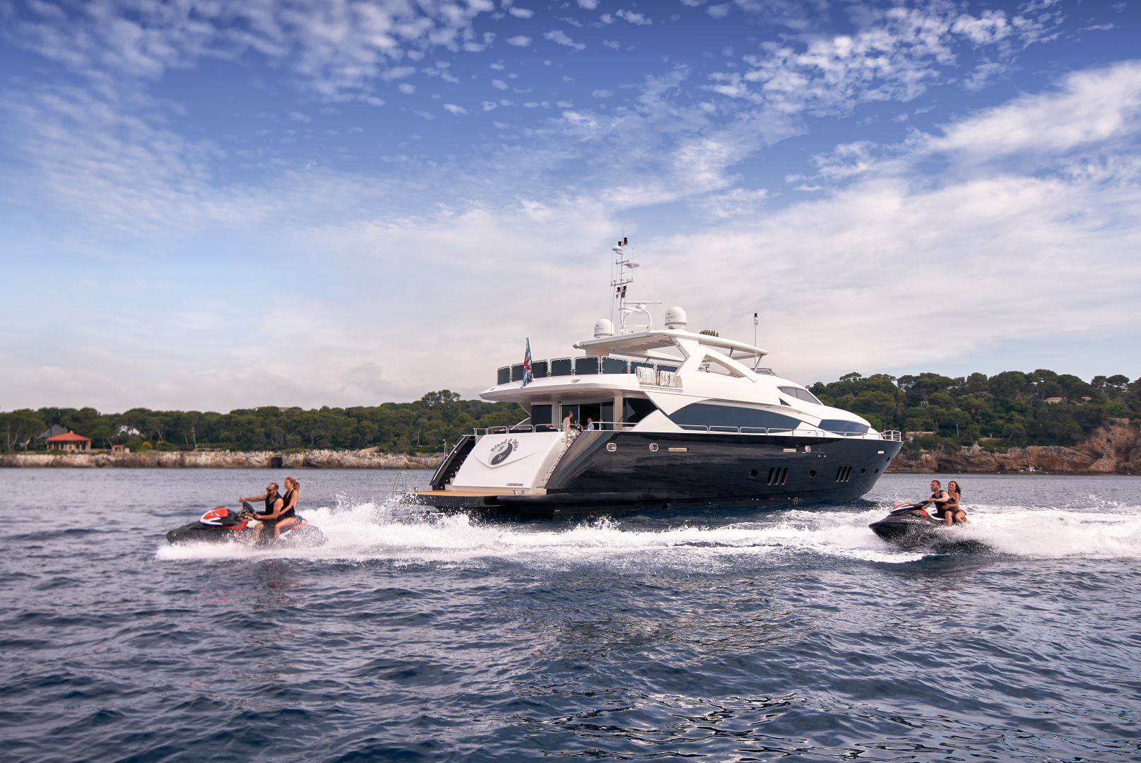 Picture Of: 111' Sunseeker 34m 2010 Yacht For Sale | 2 of 13