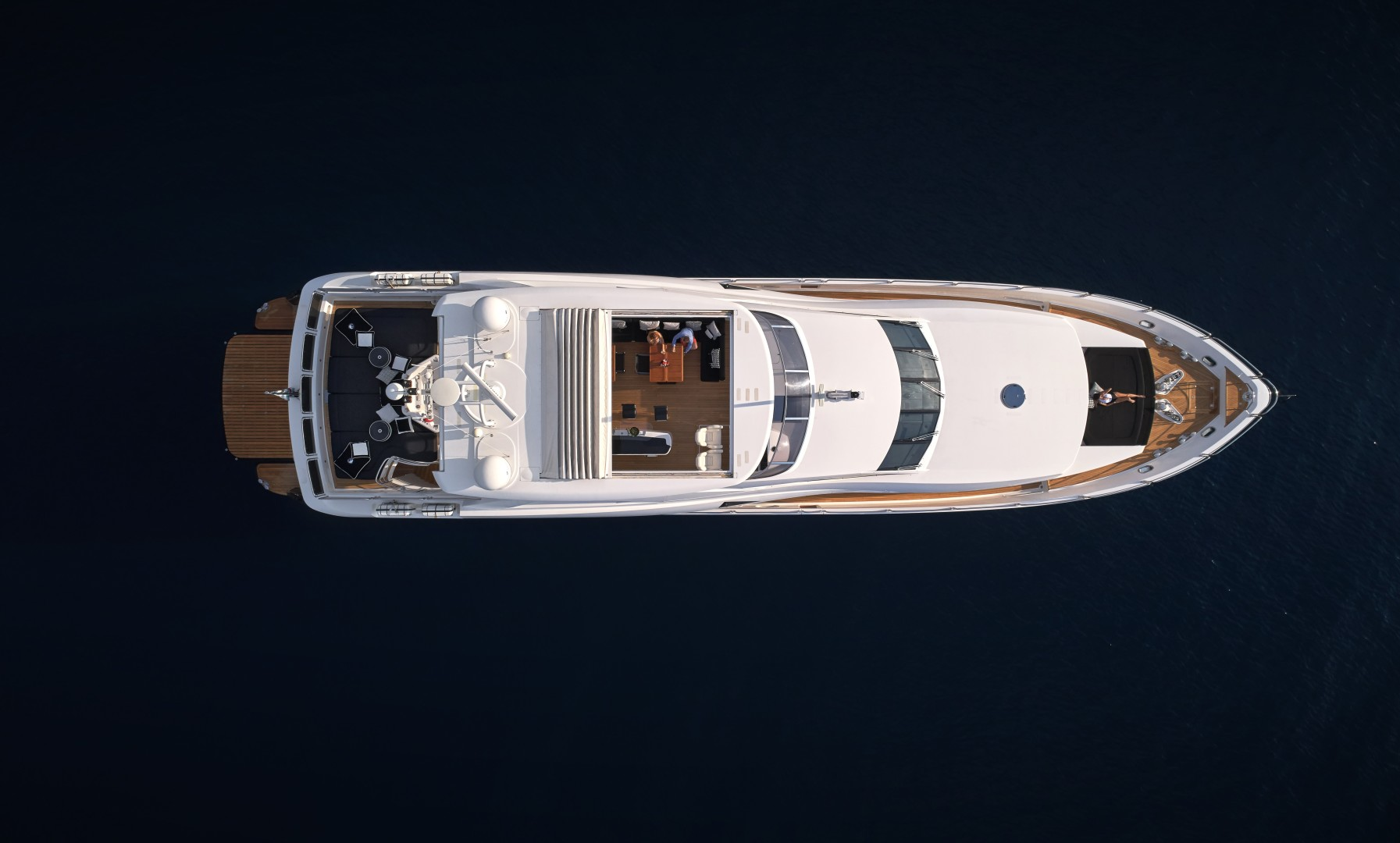 Sunseeker-34m 2010-BLACK AND WHITE French Riviera-France-1211725 | Thumbnail
