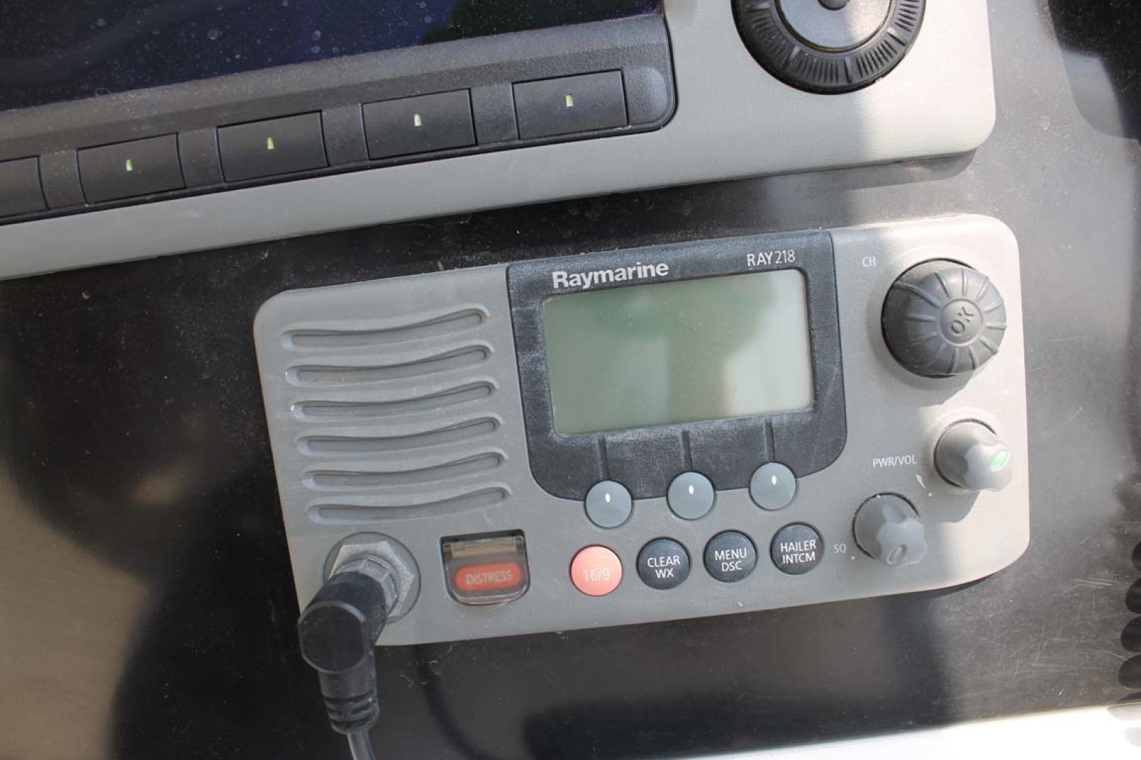 Buddy Davis-Express 2010-My Buddy Highlands-New Jersey-United States-Raymarine VHF-1212364 | Thumbnail