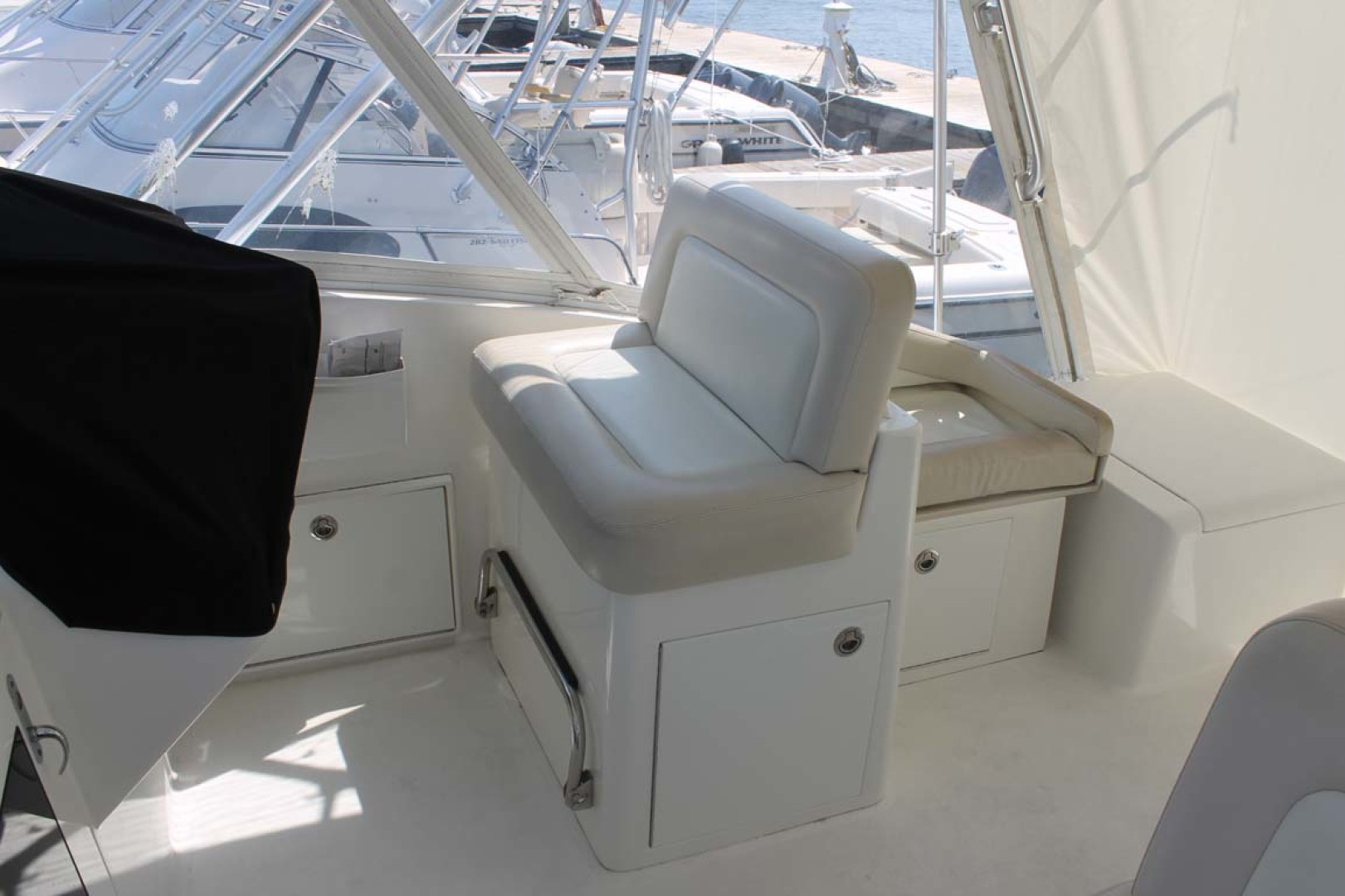 Buddy Davis-Express 2010-My Buddy Highlands-New Jersey-United States-Helm Covered And Helm Seat-1212359 | Thumbnail