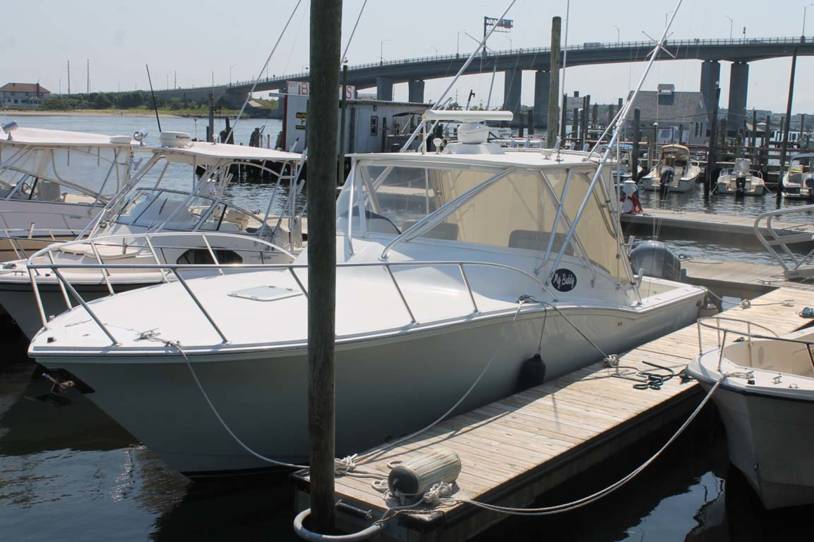 Buddy Davis-Express 2010-My Buddy Highlands-New Jersey-United States-Port Bow-1212345 | Thumbnail