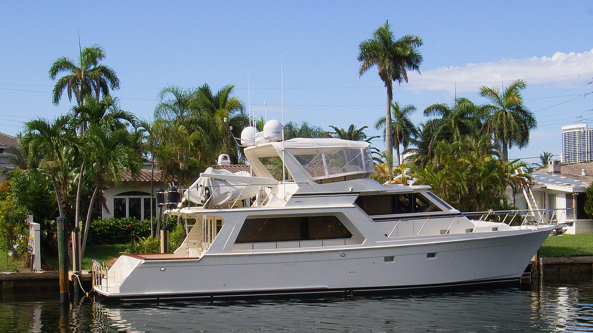 Picture Of: 54' Offshore Yachts 2006 Yacht For Sale | 1 of 19