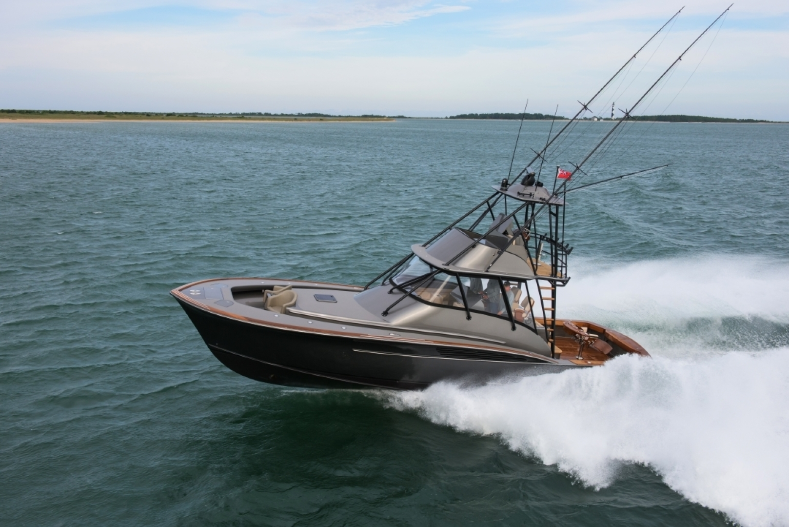 Picture Of: 46' Jarrett Bay 46 Grander 2016 Yacht For Sale | 2 of 30