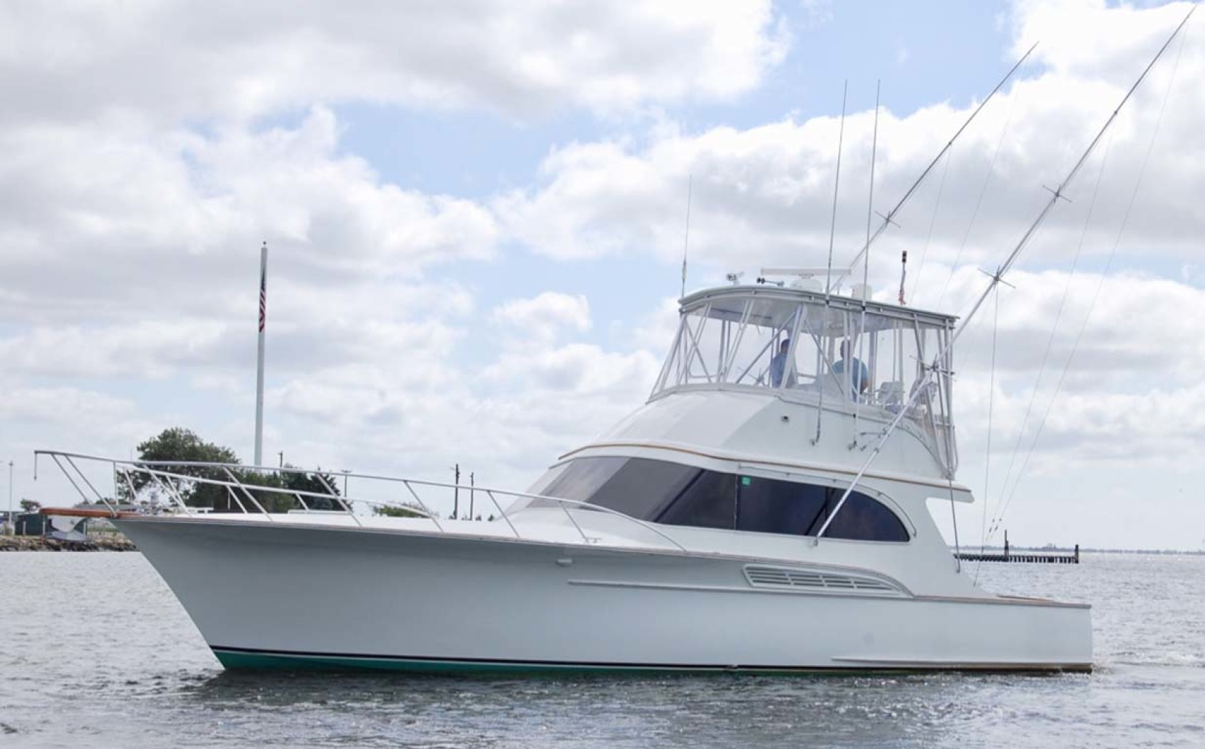 Picture Of: 47' Buddy Davis 47 Sportfish 1991 Yacht For Sale | 1 of 38