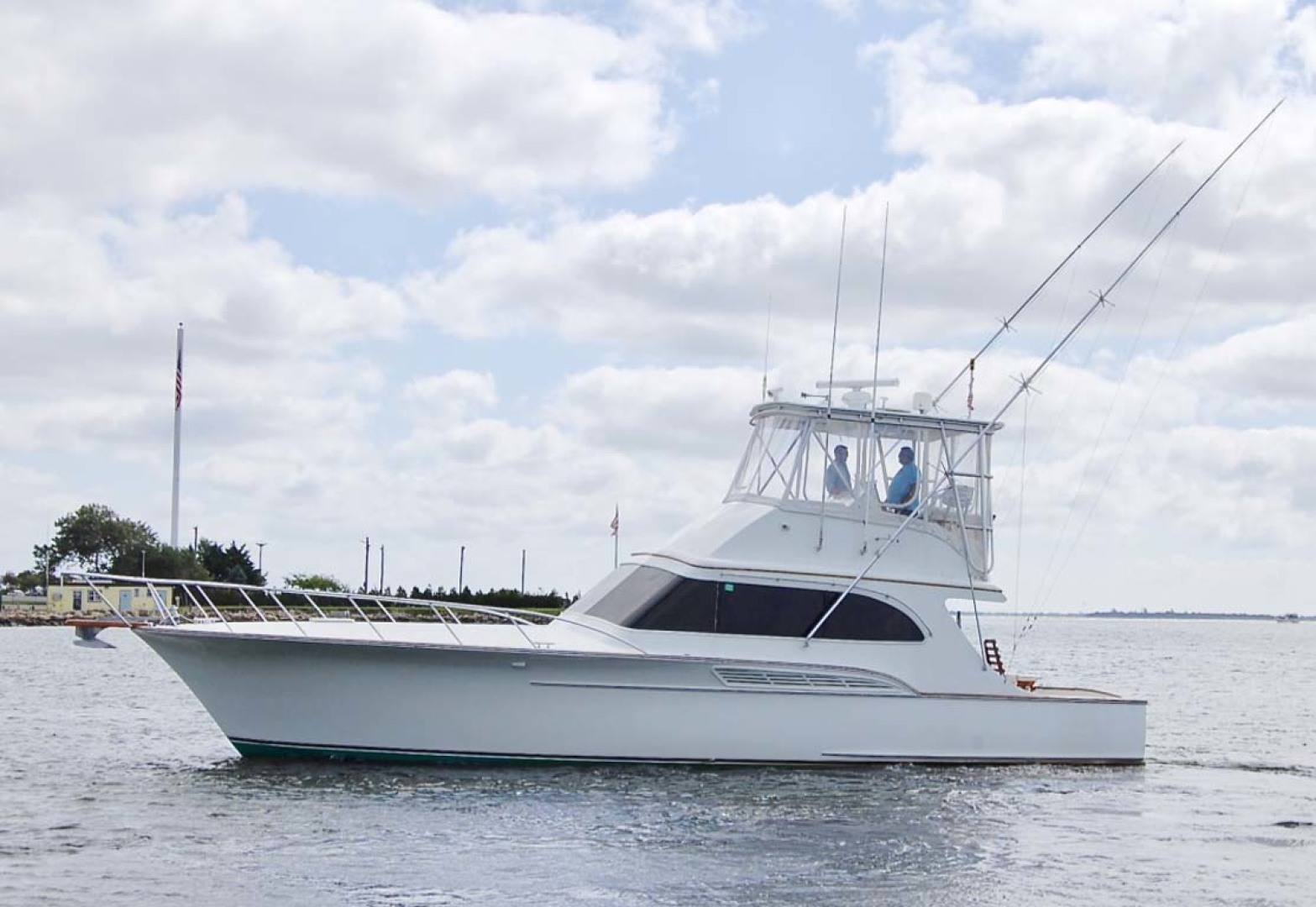 Picture Of: 47' Buddy Davis 47 Sportfish 1991 Yacht For Sale | 2 of 38