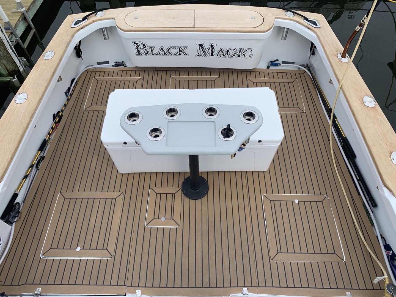 Bertram-31 Flybridge 1982-Black Magic Ocean City-Maryland-United States-1462178 | Thumbnail