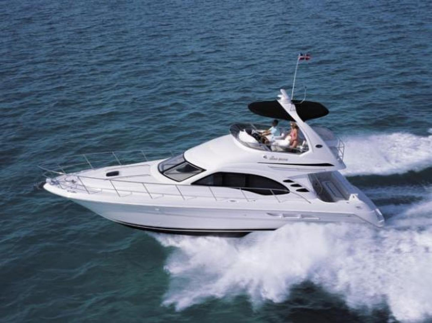 Picture Of: 45' Sea Ray 2007 Yacht For Sale | 1 of 26