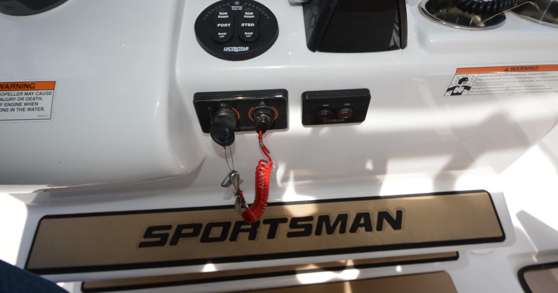 Sportsman-282 Open Center Console 2018 -Richmond-Virginia-United States-1219770   Thumbnail