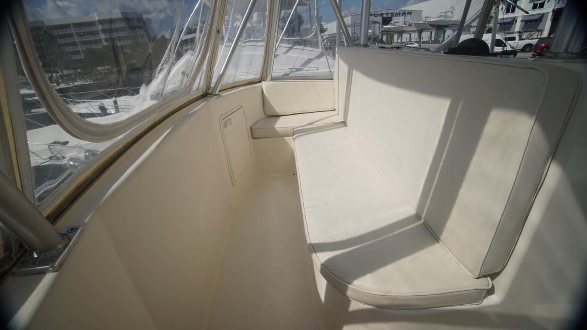 Ocean Yachts-43 Super Sport 2002-Desperado Orange Beach-Alabama-United States-Forward Seating-1219871 | Thumbnail