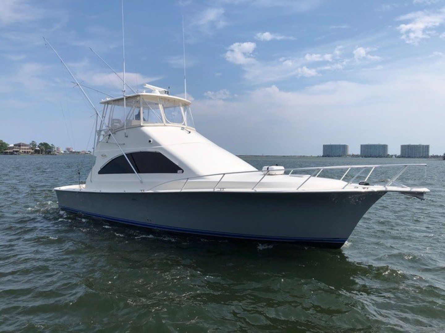 Picture Of: 43' Ocean Yachts Super Sport 2002 Yacht For Sale | 1 of 41