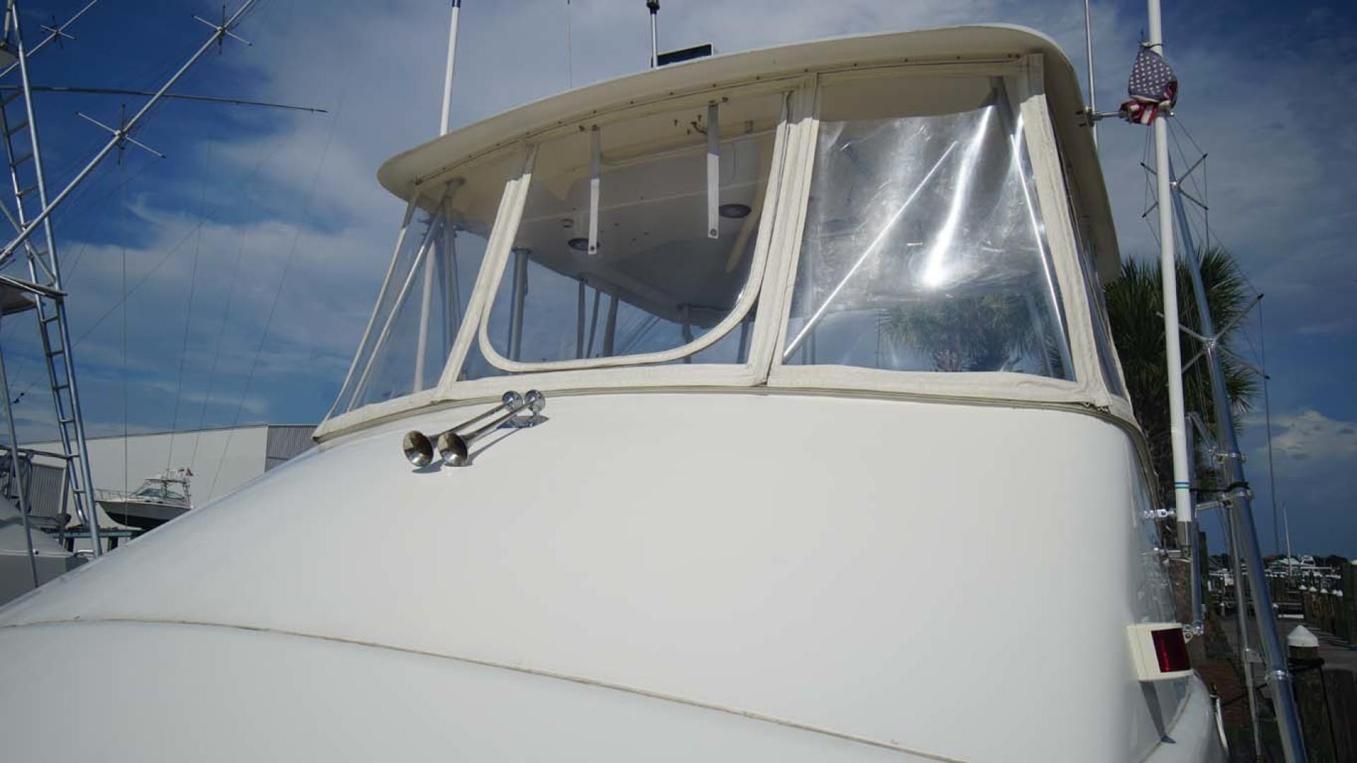 Ocean Yachts-43 Super Sport 2002-Desperado Orange Beach-Alabama-United States-Bridge Enclosure-1219869 | Thumbnail