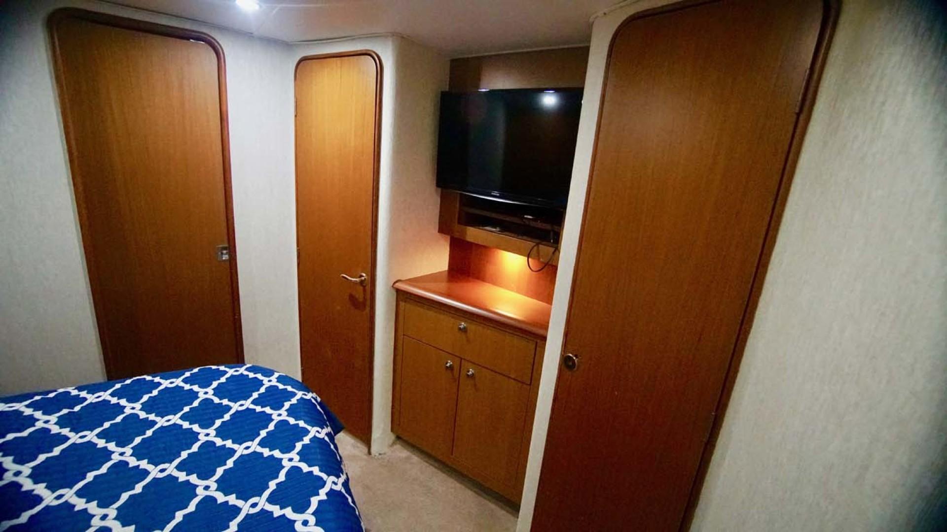 Ocean Yachts-43 Super Sport 2002-Desperado Orange Beach-Alabama-United States-Master Entertainment And Closets-1219858 | Thumbnail