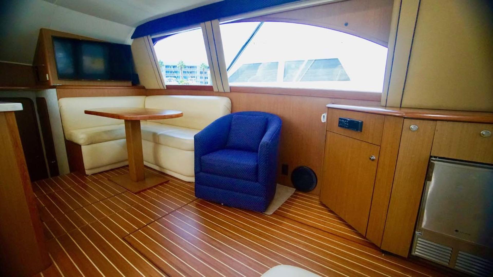 Ocean Yachts-43 Super Sport 2002-Desperado Orange Beach-Alabama-United States-Salon Starboard-1219850 | Thumbnail