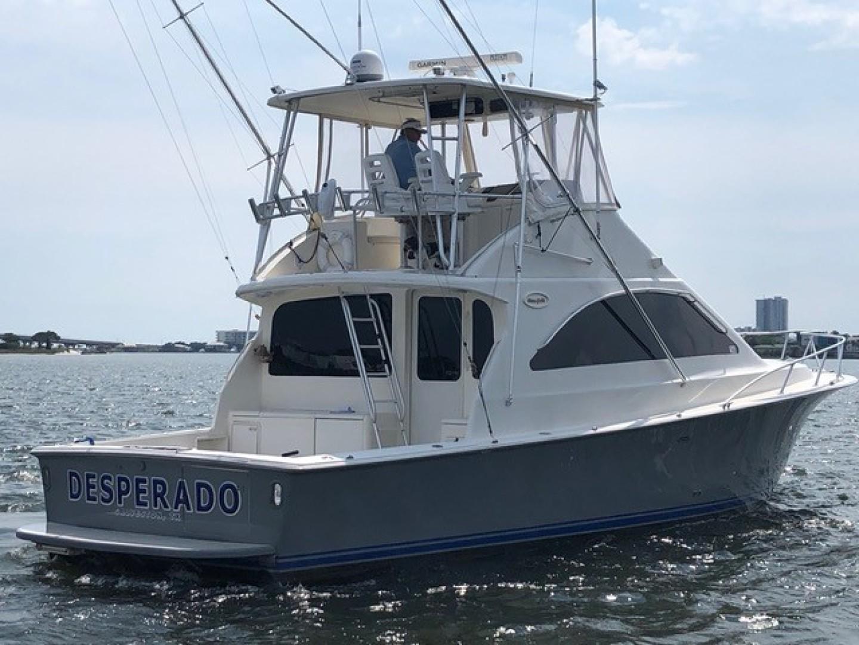 Ocean Yachts-43 Super Sport 2002-Desperado Orange Beach-Alabama-United States-Starboard Aft Quarter-1222929 | Thumbnail