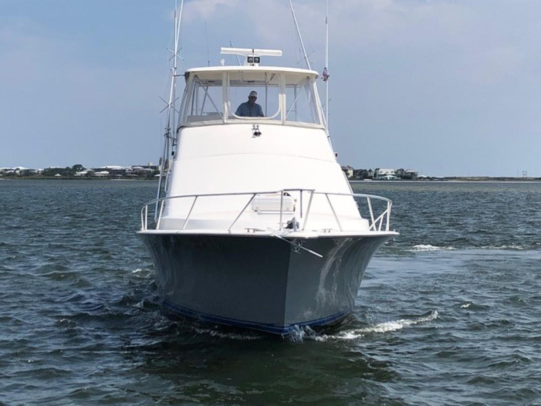 Ocean Yachts-43 Super Sport 2002-Desperado Orange Beach-Alabama-United States-Bow-1222927 | Thumbnail