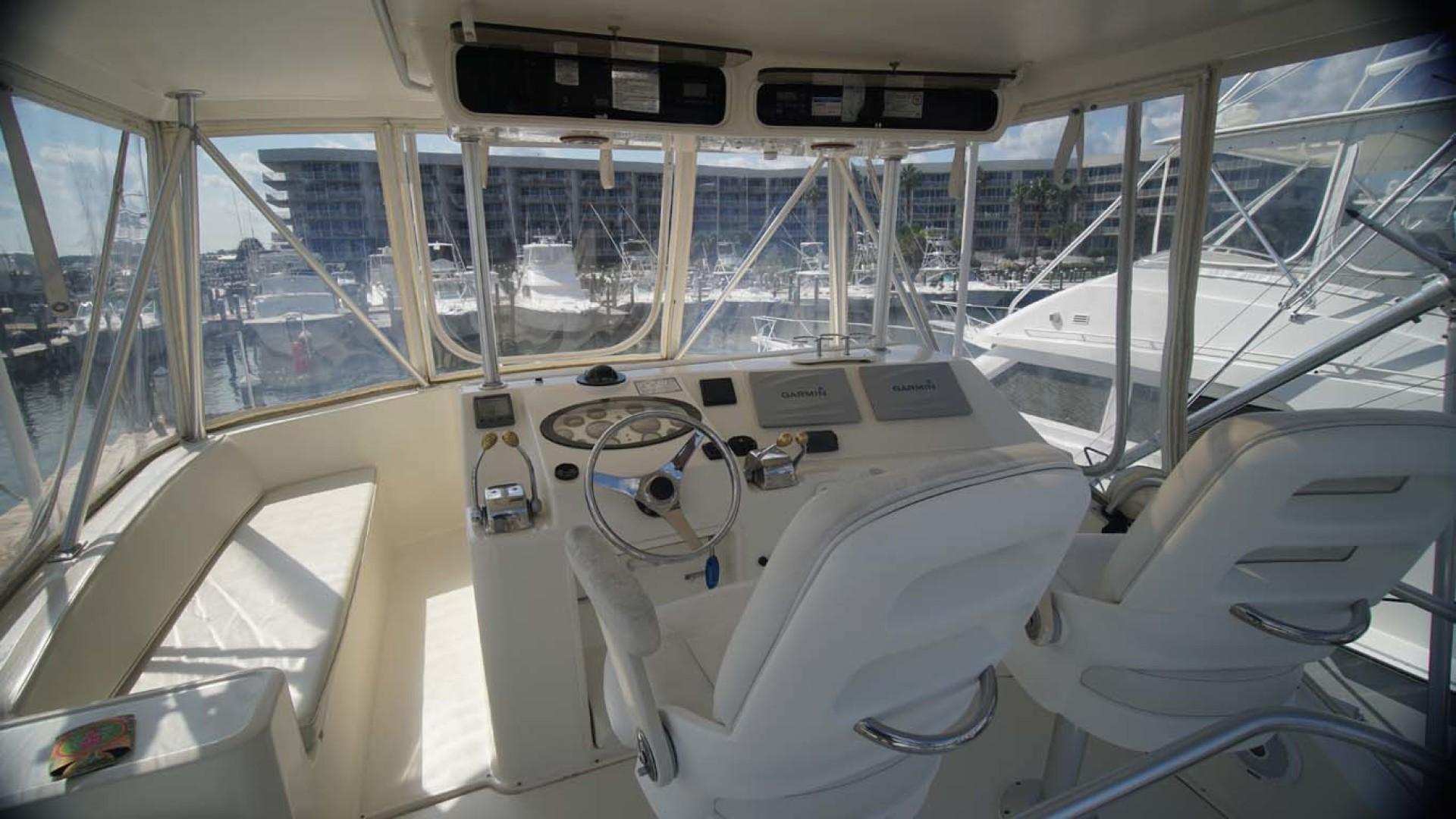 Ocean Yachts-43 Super Sport 2002-Desperado Orange Beach-Alabama-United States-Bridge-1219872 | Thumbnail