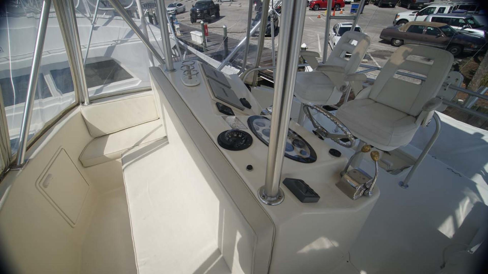 Ocean Yachts-43 Super Sport 2002-Desperado Orange Beach-Alabama-United States-Bridge Seating-1219870 | Thumbnail