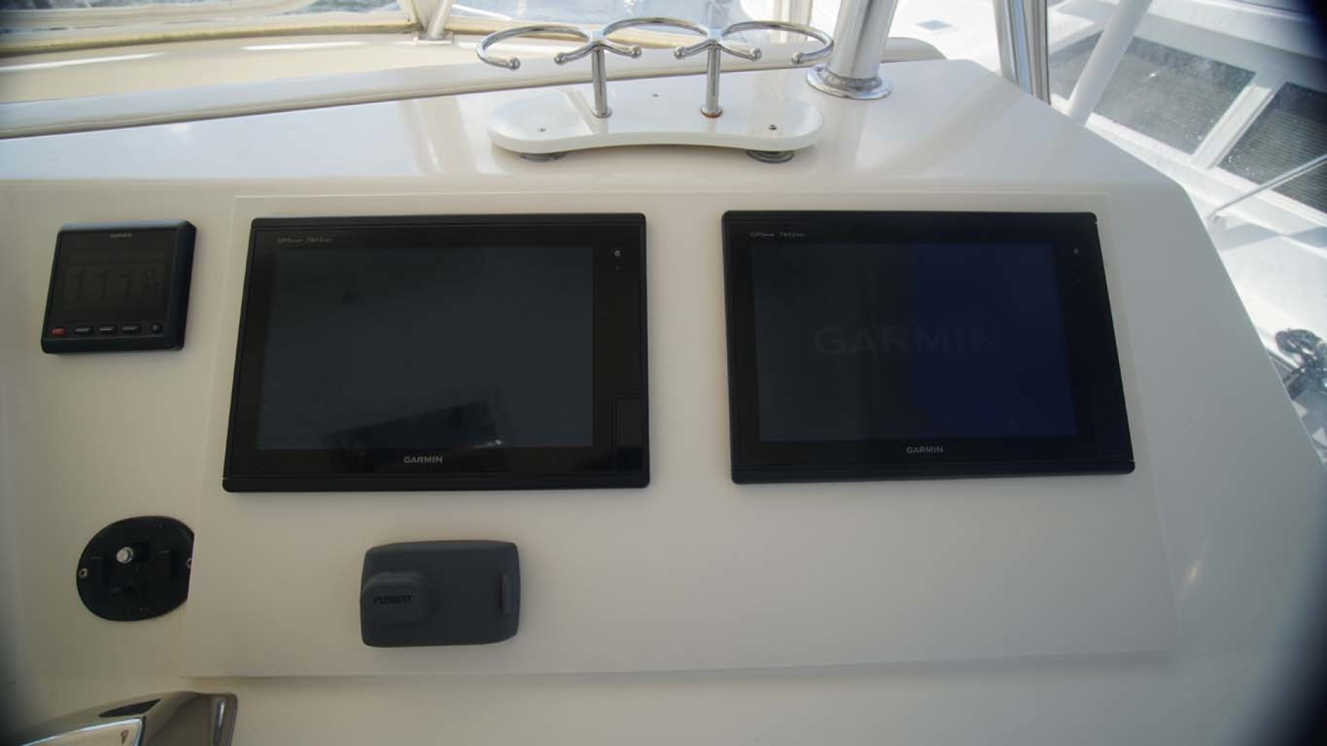 Ocean Yachts-43 Super Sport 2002-Desperado Orange Beach-Alabama-United States-Garmin Electronics-1219873 | Thumbnail