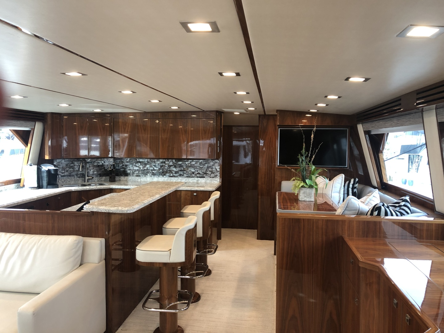 Picture Of: 72' Viking 72 Convertible 2019 Yacht For Sale | 2 of 5