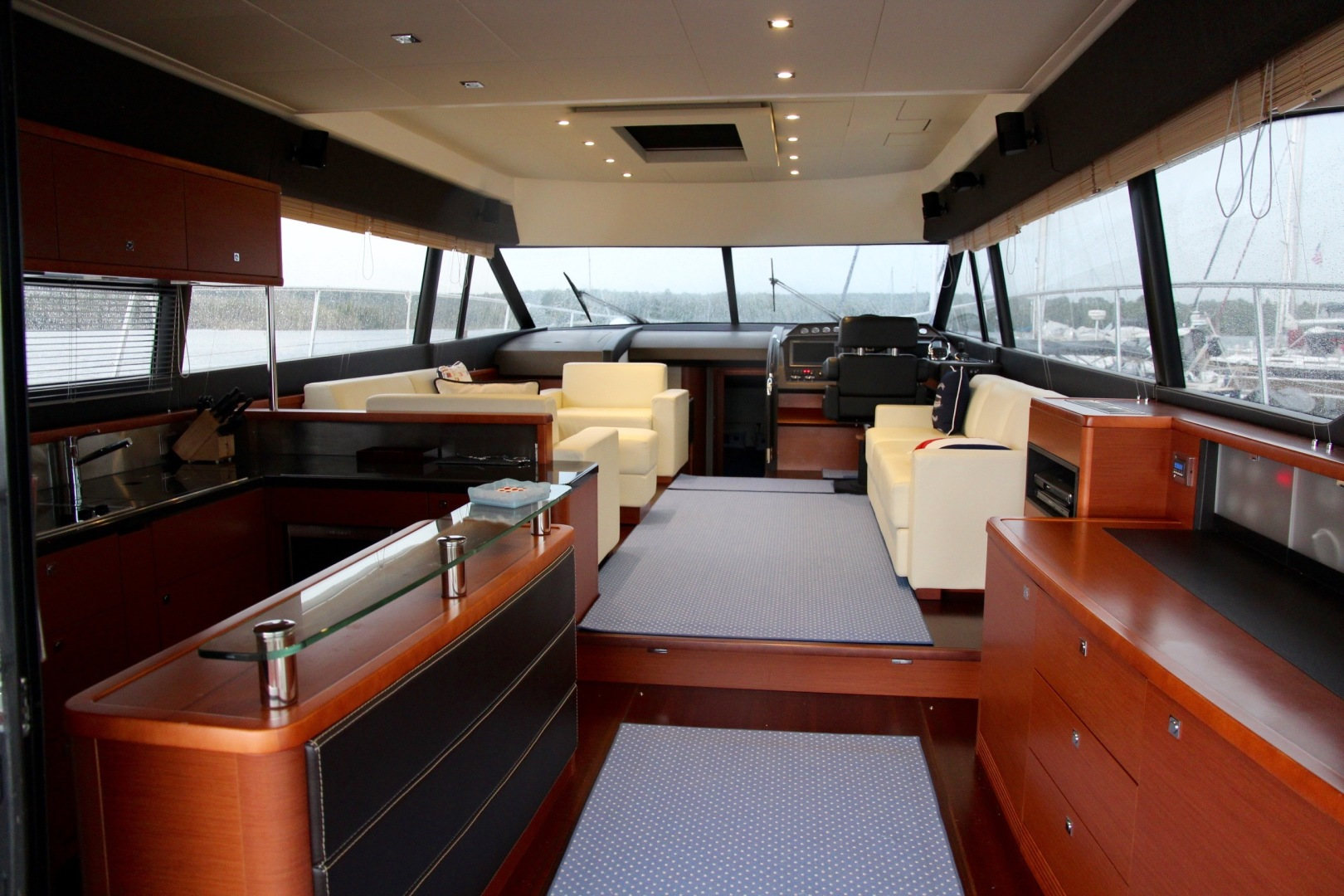 Picture Of: 60' Prestige 60 Flybridge 2012 Yacht For Sale | 2 of 55