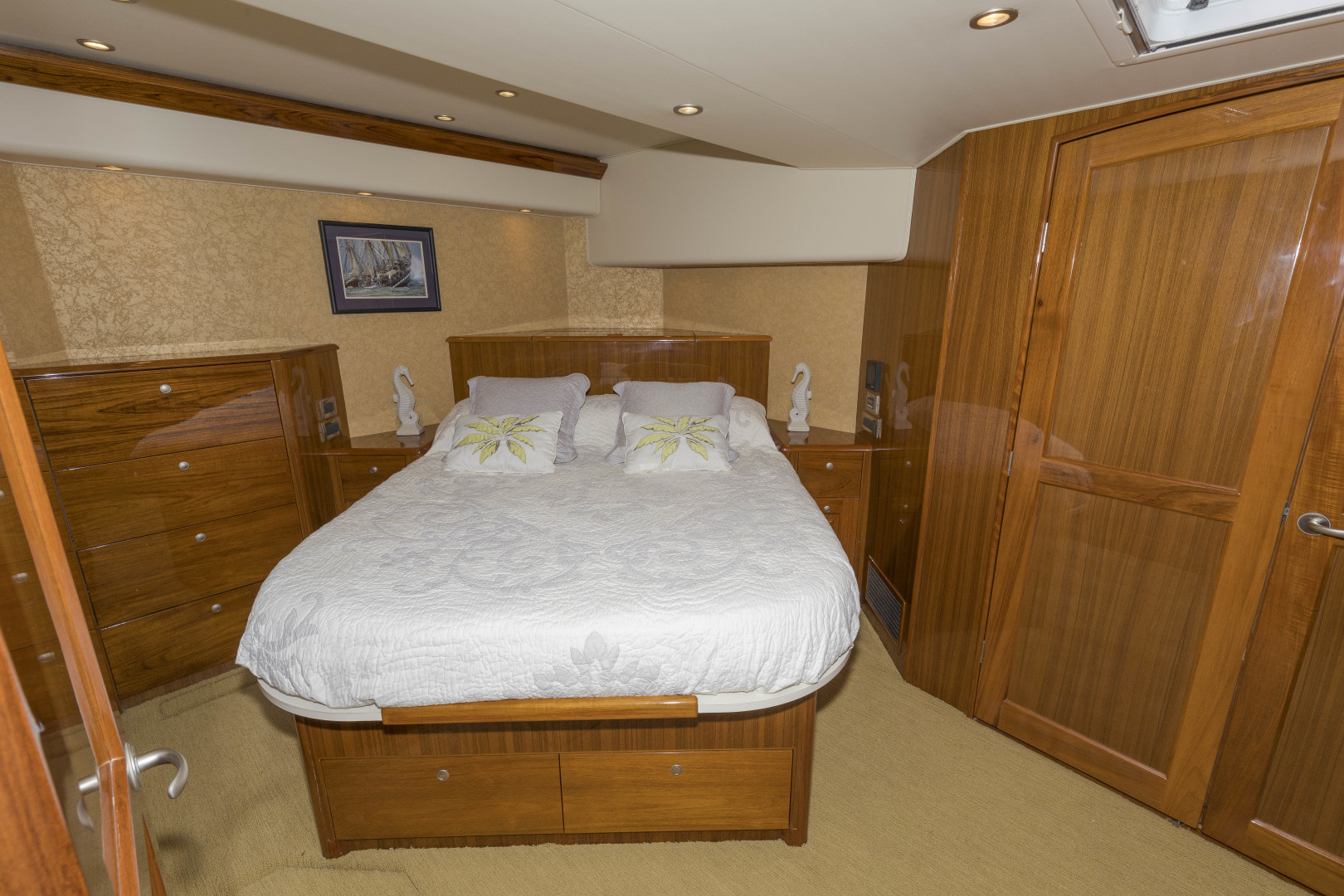 Picture Of: 64' Viking 64 Convertible 2007 Yacht For Sale   2 of 31