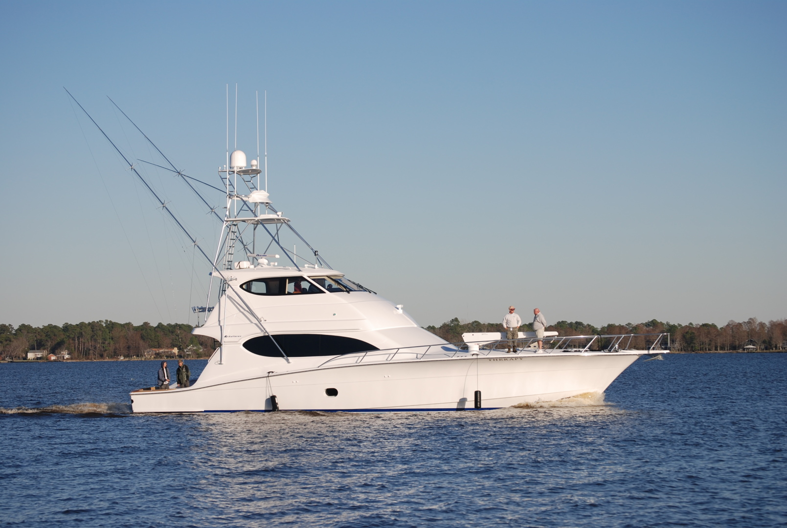 Picture Of: 68' Hatteras 68' Convertible EB 2007 Yacht For Sale | 1 of 1