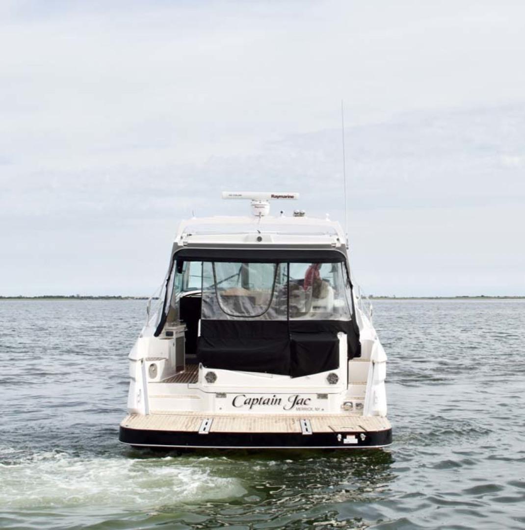 Four Winns-H440 2015-Captain Jac Long Island-New York-United States-Transom-1222761 | Thumbnail