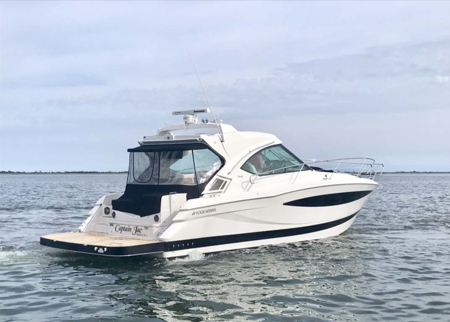 Picture Of: 43' Four Winns H440 2015 Yacht For Sale | 1 of 36