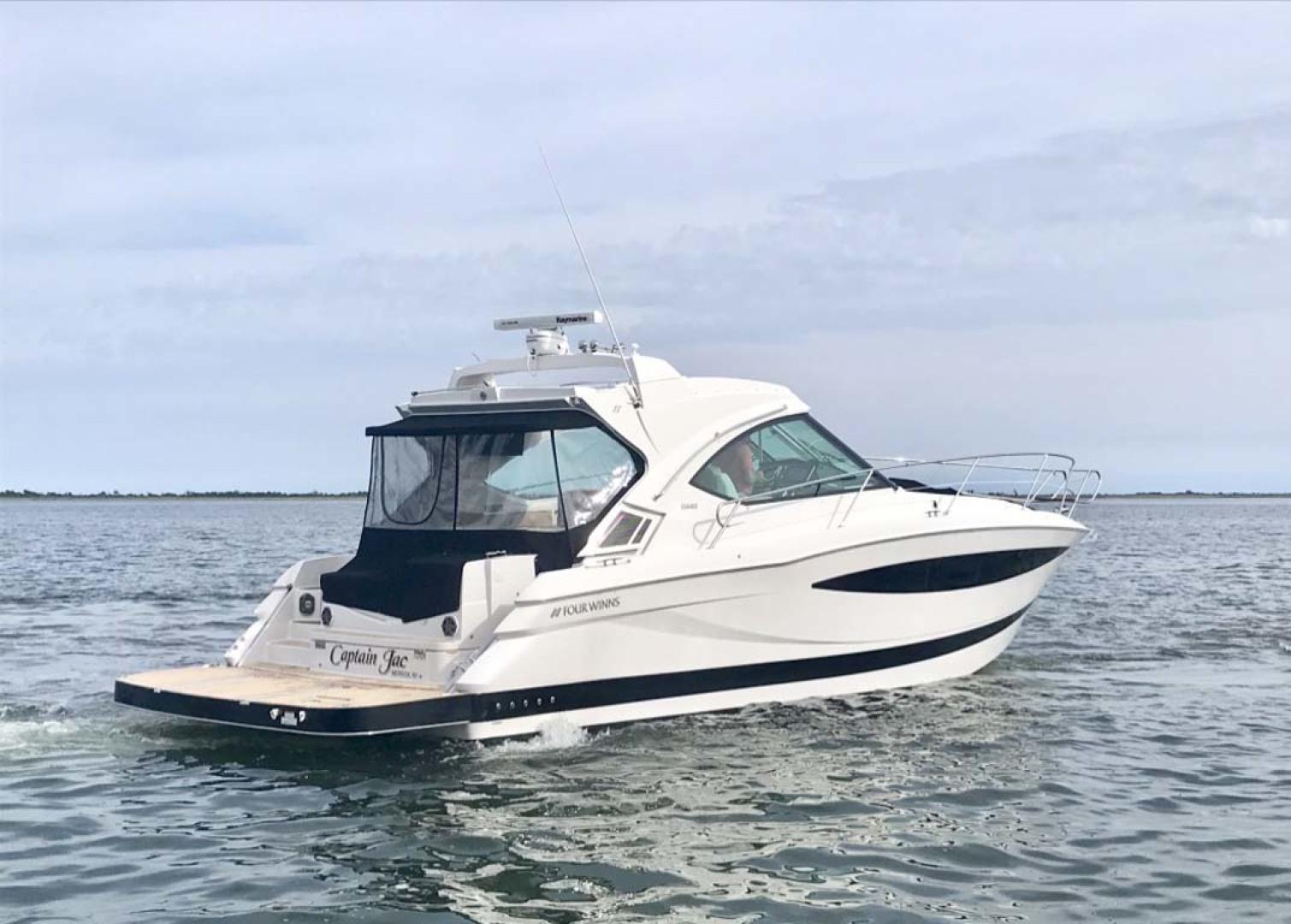 Four Winns-H440 2015-Captain Jac Long Island-New York-United States-Profile-1222727 | Thumbnail