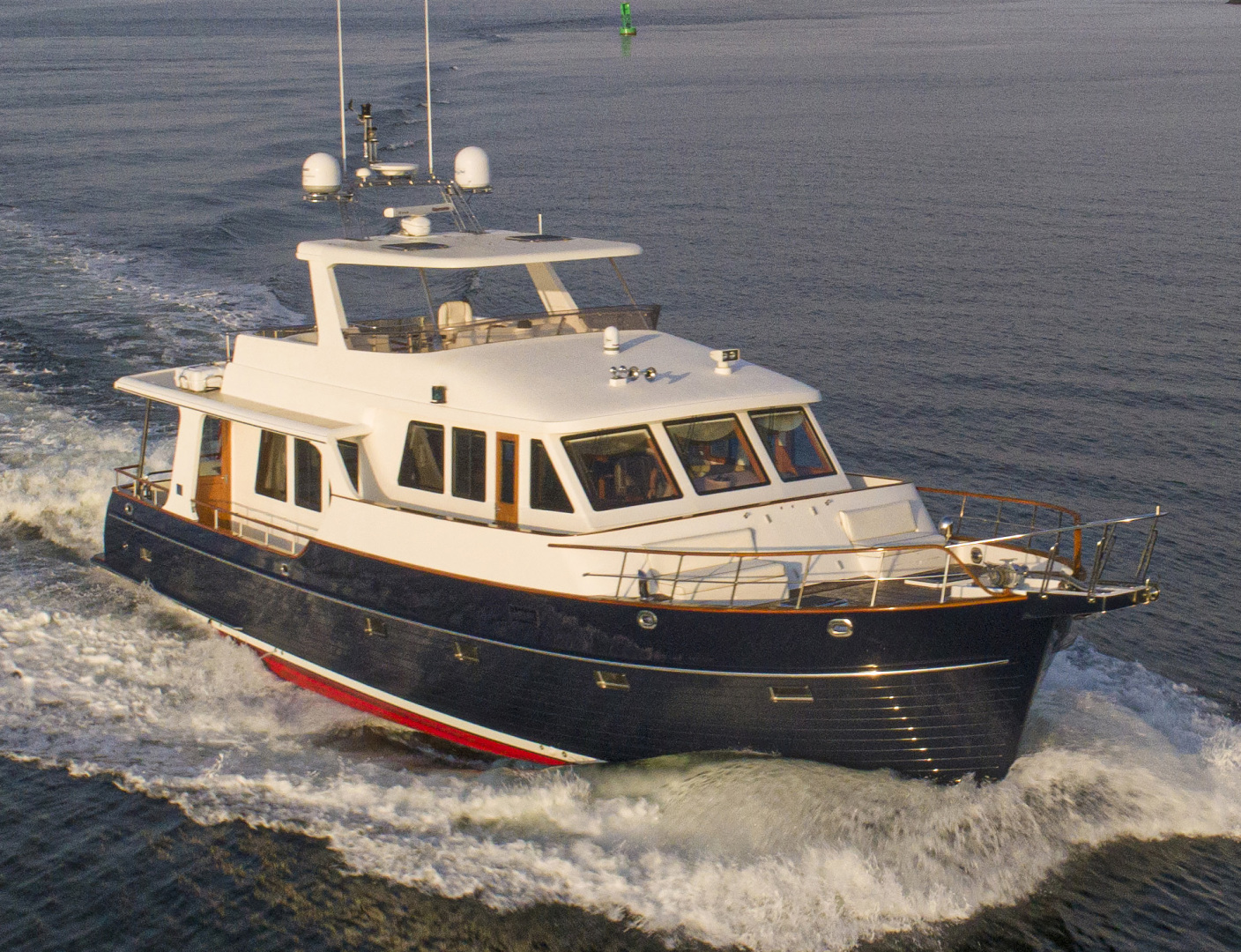 Picture Of: 59' Grand Banks 59 Aleutian RP 2006 Yacht For Sale   2 of 41