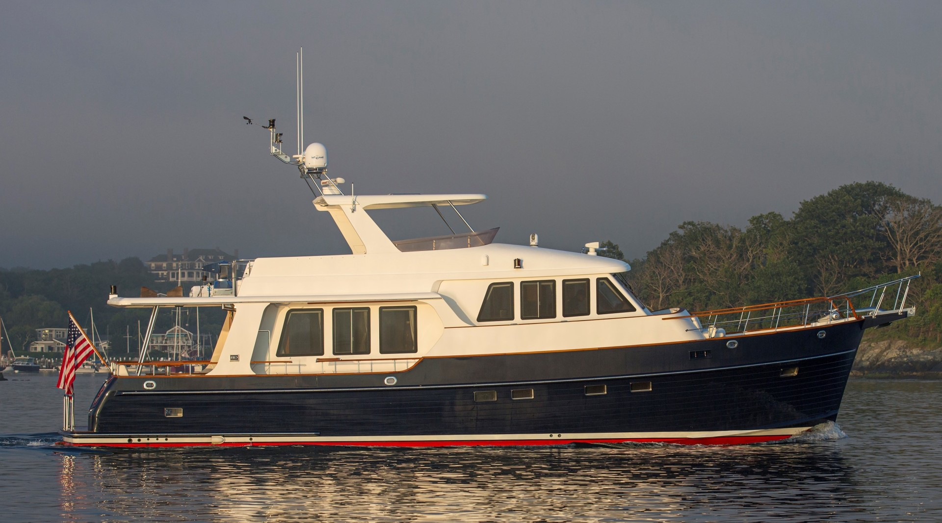 Picture Of: 59' Grand Banks 59 Aleutian RP 2006 Yacht For Sale   1 of 41