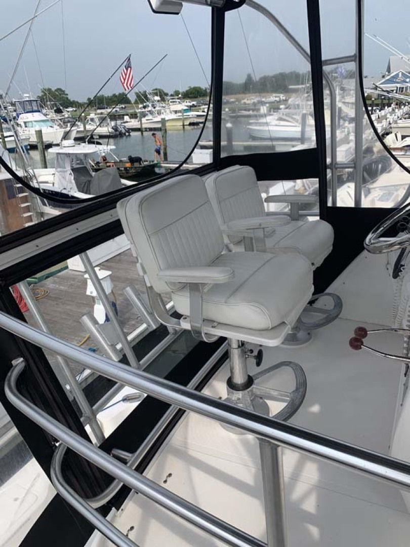 Luhrs-36 Convertible 2005-Murphys Law Indian River-Delaware-United States-1224961 | Thumbnail