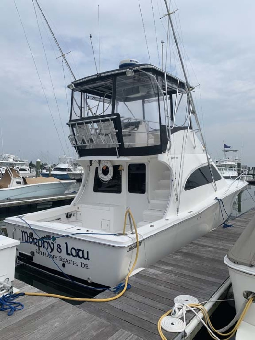 Luhrs-36 Convertible 2005-Murphys Law Indian River-Delaware-United States-1224942 | Thumbnail