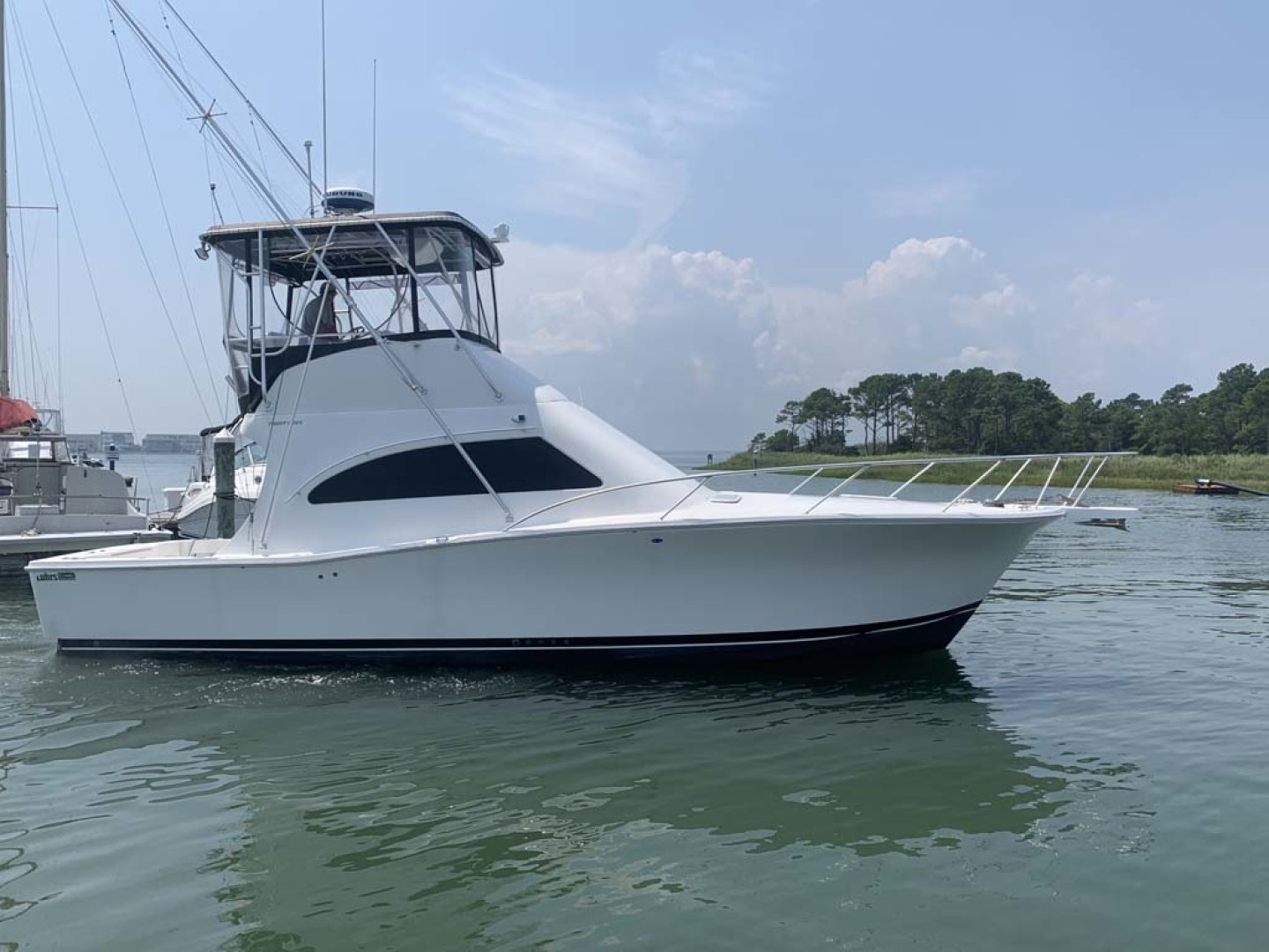 Luhrs-36 Convertible 2005-Murphys Law Indian River-Delaware-United States-1225030 | Thumbnail