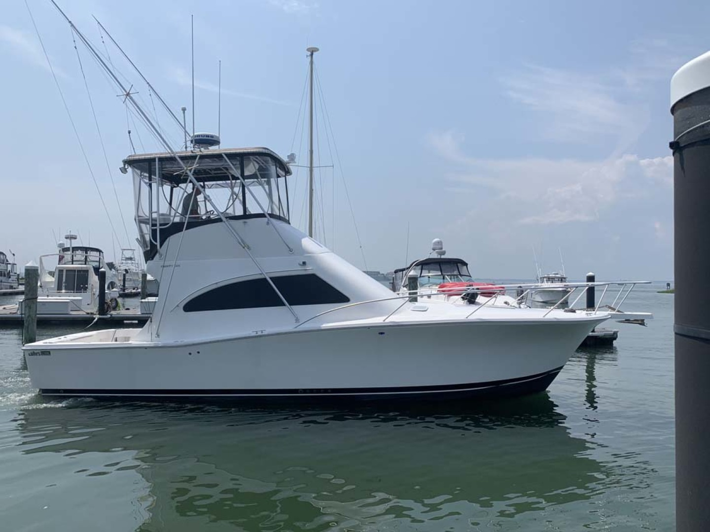 Luhrs-36 Convertible 2005-Murphys Law Indian River-Delaware-United States-1224939 | Thumbnail