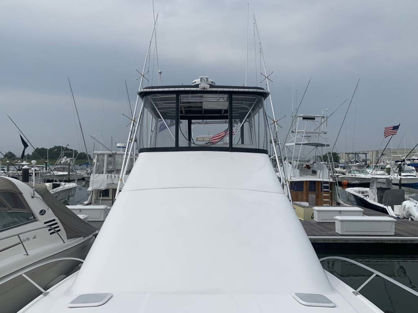 Luhrs-36 Convertible 2005-Murphys Law Indian River-Delaware-United States-1224947 | Thumbnail