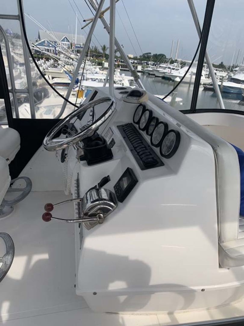 Luhrs-36 Convertible 2005-Murphys Law Indian River-Delaware-United States-1224962 | Thumbnail