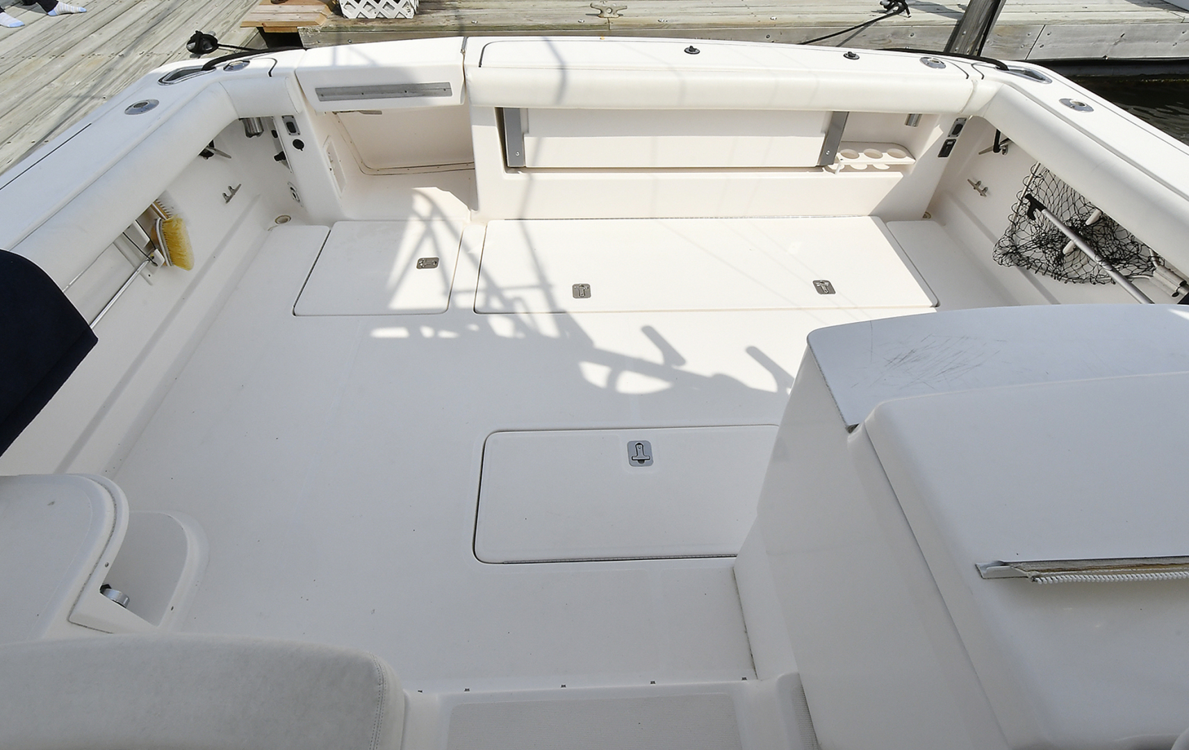 Tiara-3800 Open 2003-Catch 22 Oyster Bay-New York-United States-Cockpit-1224914 | Thumbnail